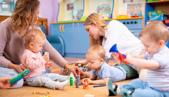 andere mütter mit babys kennenlernen